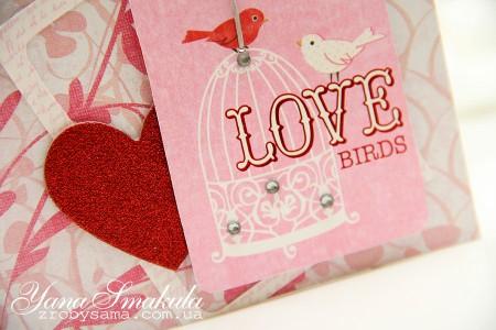 Марафон валентинок у Зроби Сам(А). Листівки до Дня Св. Валентина. День 5