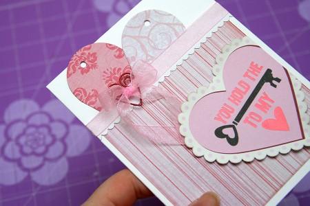 Марафон валентинок у Зроби Сам(А). Листівки до Дня Св. Валентина. День 6