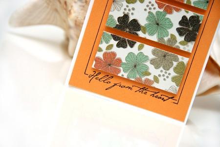Колекціїя New Leaf First Edition - приклад використання