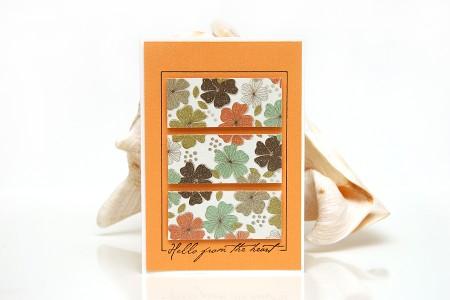МК Весняна листівка із колекції New Leaf – Hello From The Heart
