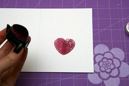 Марафон валентинок у Зроби Сам(А). Листівки до Дня Св. Валентина. День 13