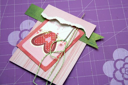Марафон валентинок у Зроби Сам(А). Листівки до Дня Св. Валентина. День 2