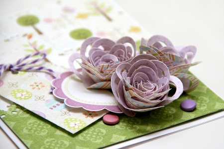 Колекція Spring Drop (First Edition) - листівка Spring Flowers