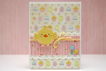 Колекція Spring Drop (First Edition) – листівка Easter Chic