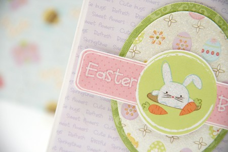 Колекція Spring Drop (First Edition) – листівка Easter Bunny