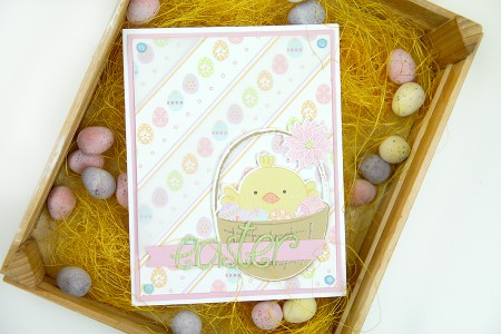 Колекція Spring Drop (First Edition) – листівка Easter