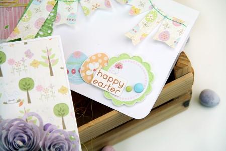 Колекція Spring Drop (First Edition) – листівка Happy Easter