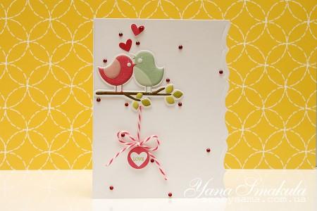 Марафон валентинок у Зроби Сам(А). Листівки до Дня Св. Валентина. День 15