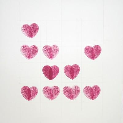 "Сторінка із ""рожевим настроєм"" You make my heart flutter"