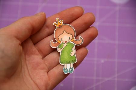 Міні огляд колекції Princess Fairytale від Dovecraft