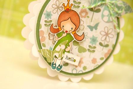 Міні огляд колекції Princess Fairytale від Dovecraft.