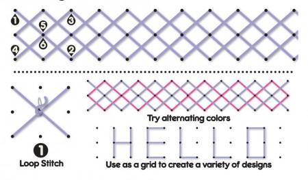 Знайомимось ближче: інструмент для ручного шва Sew Easy від WeRMemory Keepers