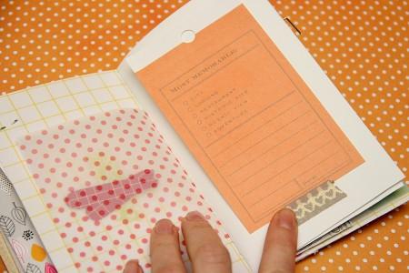 Travel Book - блокнот-записник для скрапу в дорозі під час подорожі