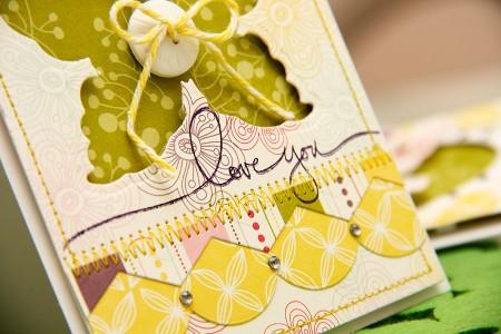 Листівка Love You