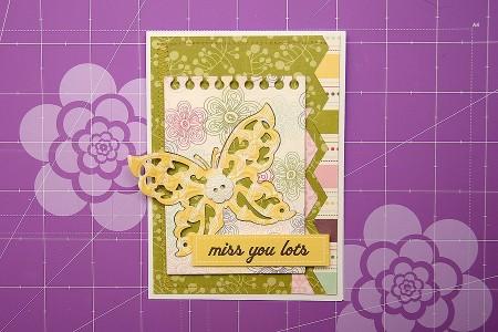 Листівка Miss You Lots