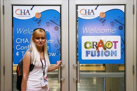 Вітаємо вас на літній виставці CHA 2012