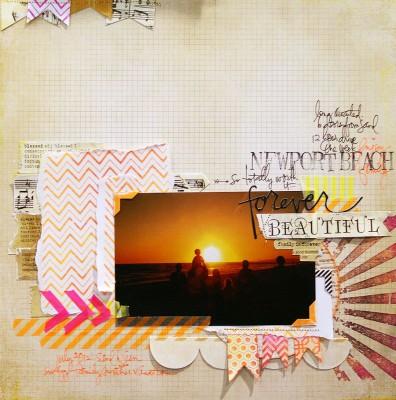 Вітаємо вас на літній виставці CHA 2012. День 2. Частина 4. У кімнатці Heidi Swapp
