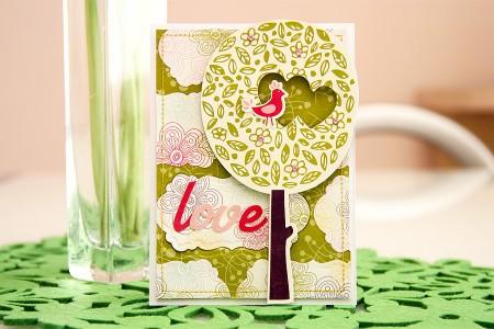 Листівка Love