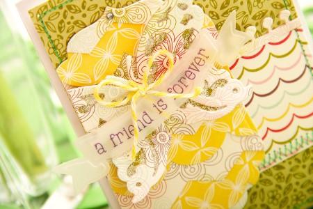 Листівка A Friend is Forever