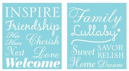 Вітаємо вас на літній виставці CHA 2012. День 3. Частина 7. Трішки про товари Martha Stewart