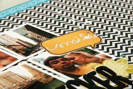 Сторінка Doubledecker у сімейний альбом про подорожі