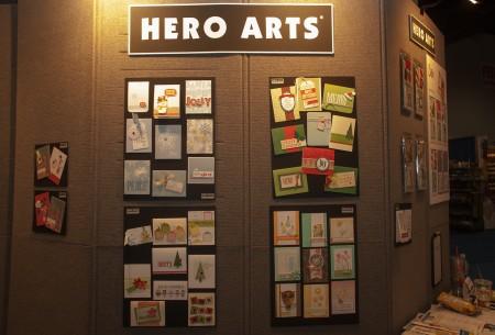 ітаємо вас на літній виставці CHA 2012. День 3. Частина 4. У кімнатці Hero Arts