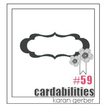 Листівка за скетчем #59 від Cardabilities - Just a little sunshine