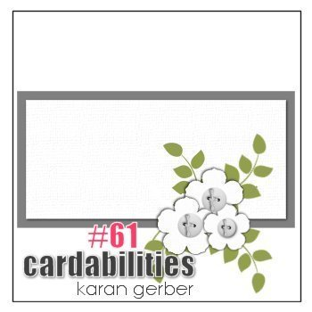 Листівка за скетчем #61 від Cardabilities – Full of Surprises