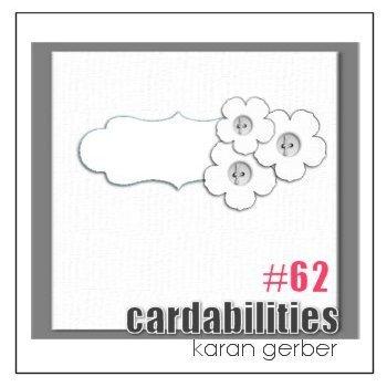 Листівка за скетчем #62 від Cardabilities – Let the fun begin