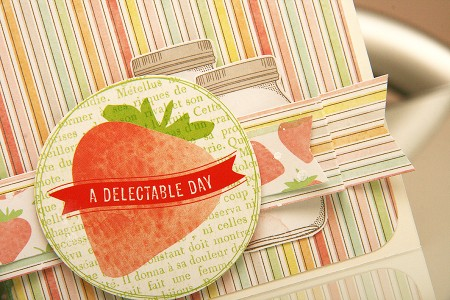 Листівка за скетчем #63 від Cardabilities – A Delectable Day