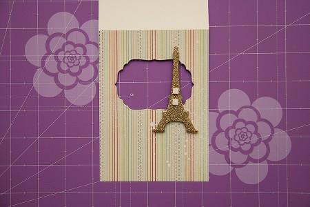 Листівки із колекції Sweet Day від Echo Park. Листівка Love You