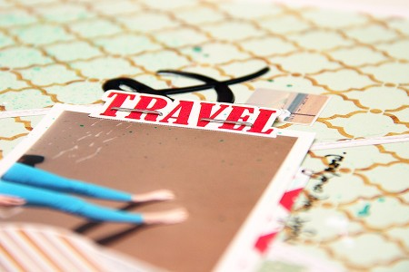 Сторінка за скетчем від Арт Уголка - Fun & Travel