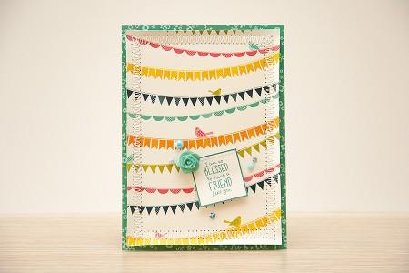 Листівки із колекції Sunny Side від Pebbles. Частина I