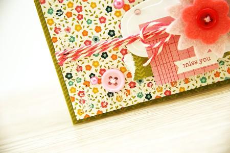 Листівки із колекції Sunny Side від Pebbles. Частина II