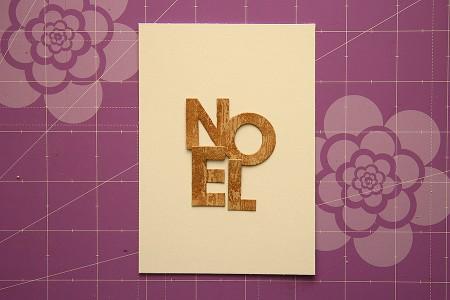 Новорічні листівки: Inspired by Pinterest. День 1