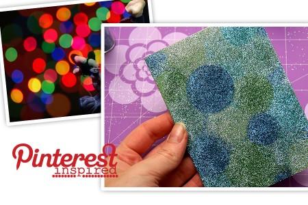 Новорічні листівки: Inspired by Pinterest #3