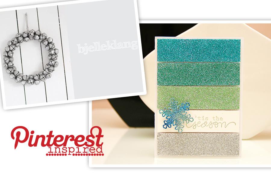 Новорічні листівки: Inspired by Pinterest #4