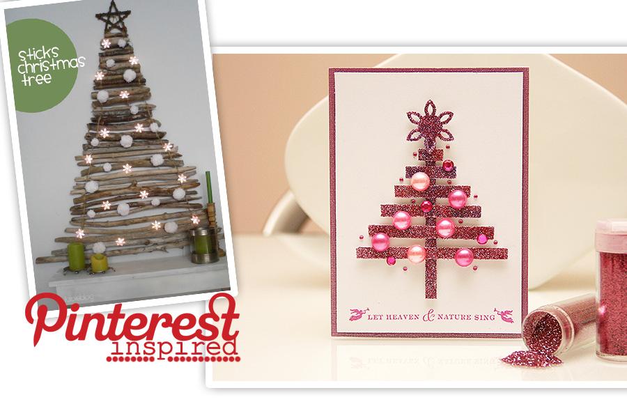 Новорічні листівки: Inspired by Pinterest #5