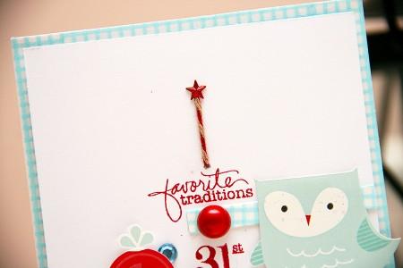Новорічні листівки: Inspired by Pinterest #6