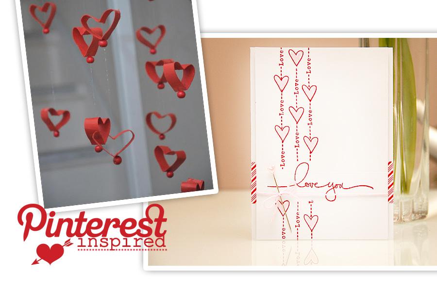 Листівки до дня Валентина. Inspired by Pinterest #11: Valentine Edition