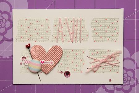 Листівки до дня Валентина. Inspired by Pinterest #13: Valentine Edition