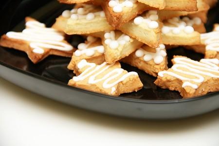 Ялинка з печива