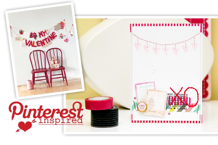 Листівки до дня Валентина. Inspired by Pinterest #15: Valentine Edition