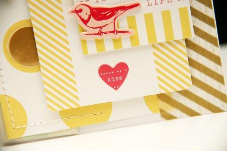 Марафон листівок до Дня Закоханих: Листівка You bring so much love to my life