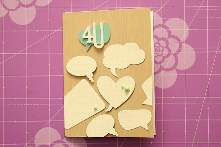 Clean & Simple Die Cutting #3