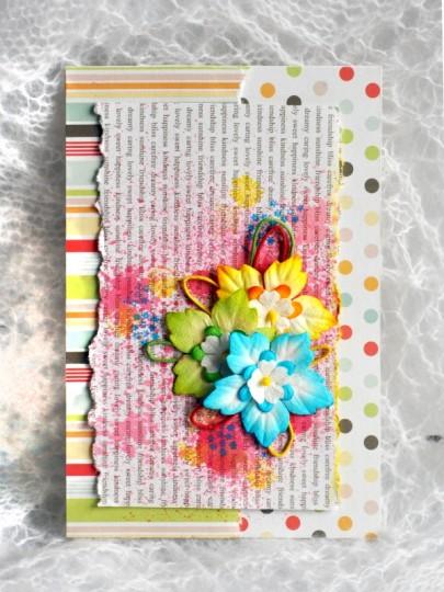 Листівки за скетчами від Зроби Сам(А). Скетч #14