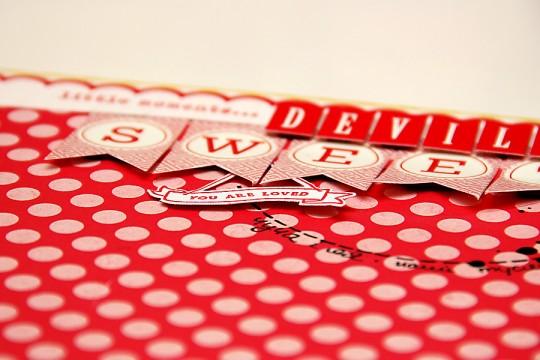 Сторінка для Арт Уголка №32 Sweet Devils