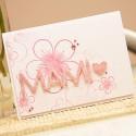 Проста листівка до Дня Матері. Відео