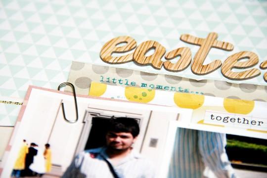 Сторінка для Арт Уголка №34 Easter