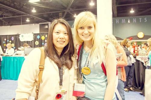 Nina Yang, Maker/Blogger at Waffle Flower Papercrafts